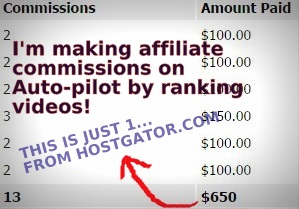 Make Unlimited Affiliate Commissions PROOF